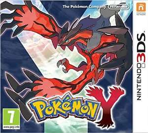 Pokemon Y (Nintendo 3DS) @Amazon FR