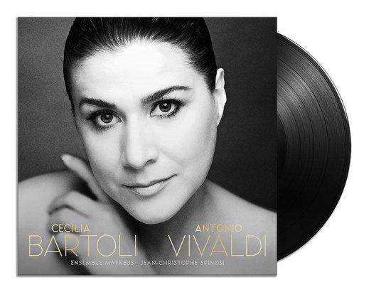 Antonio Vivaldi - Cecilia Bartoli (2018) LP Vinyl @amazon.nl