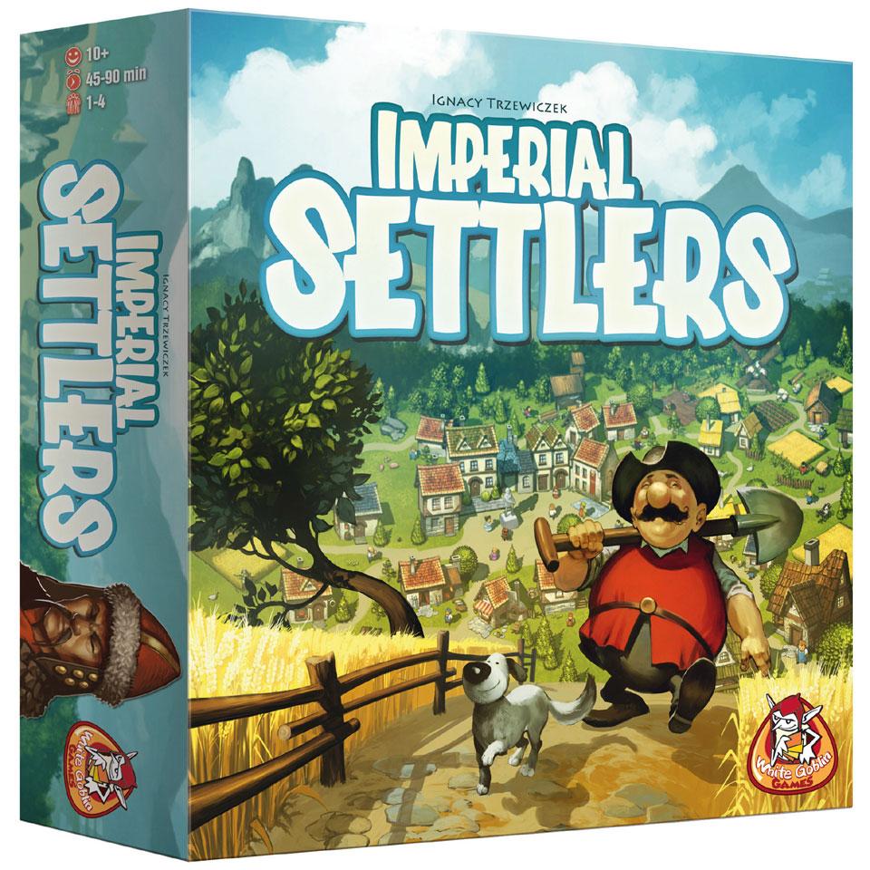 Bordspel Imperial Settlers