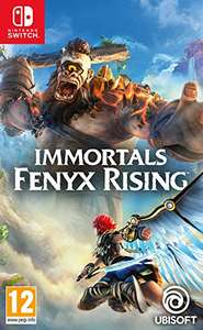 Immortals: Fenyx Rising (Switch) €37,46 incl. verzending [Amazon.co.uk]