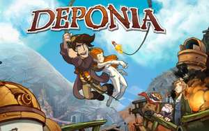Deponia voor €3,99 (Nintendo Switch)