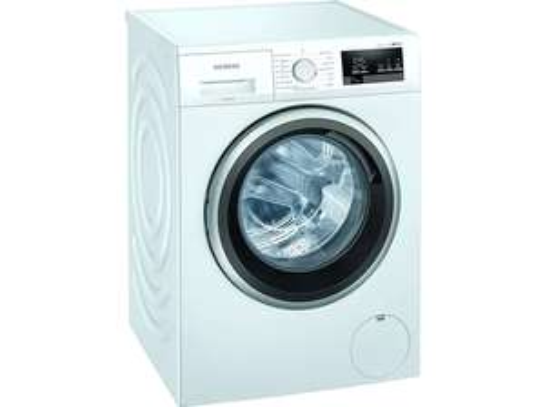 Siemens wasmachine + warmtepompdroger (WM14UT75NL/WT45W475NL) @ Media Markt