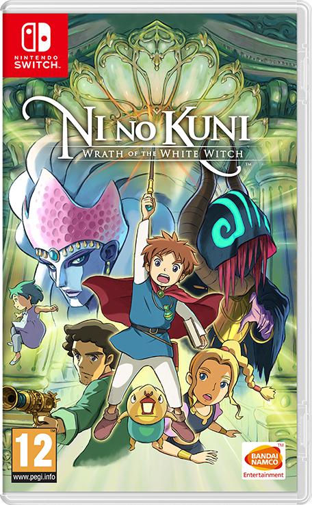 (eShop) Ni No Kuni Remastered: Wrath of the White Witch (Nintendo Switch)