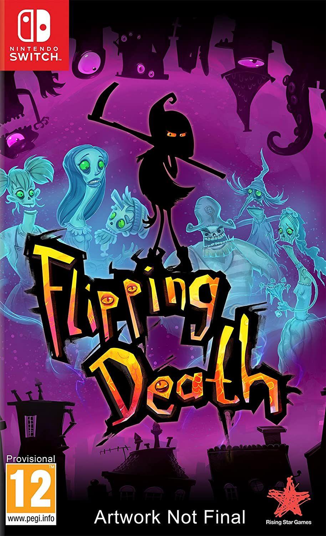 Flipping Death (Nintendo Switch)