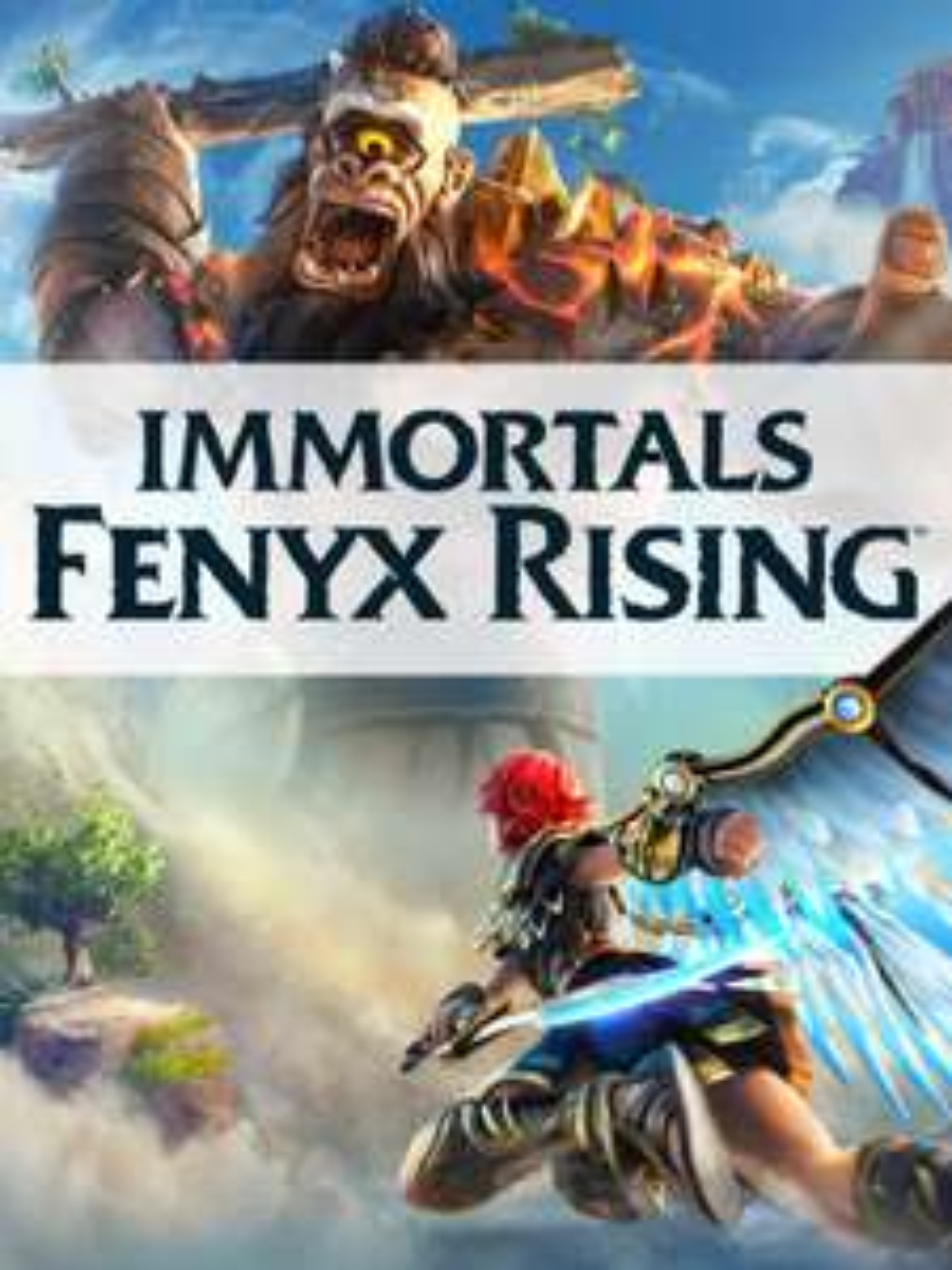 Immortals: Fenyx Rising [PC] @ Epic (met coupon)