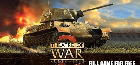 [PC] Gratis game - Theatre of War 2: Kursk 1943 - Tank Strategie Simulator game - IndieGala