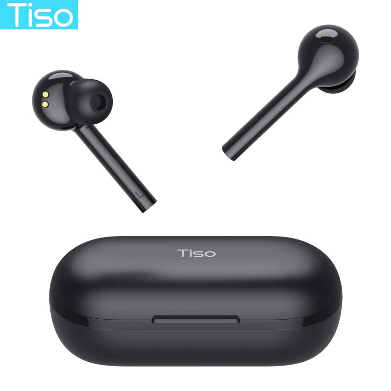Tiso i7 Bluetooth 5.0 in-ear oordopjes