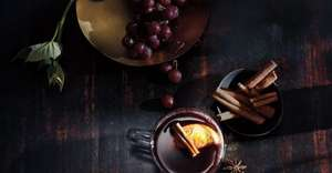 Alle formaten Hot Spiced Fruit (Appel of Druif) voor €2 @ Starbucks