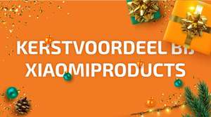 10% korting op 8 Xiaomi products