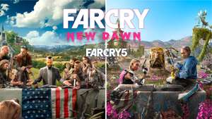 Far Cry 5 Gold edition + Far Cry New Dawn Deluxe edition [PC]
