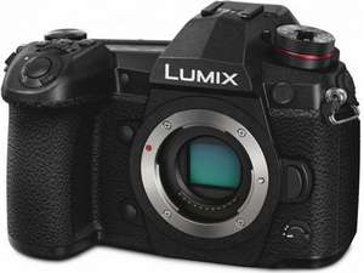 Panasonic Lumix G DC-G9 Body en meer mft
