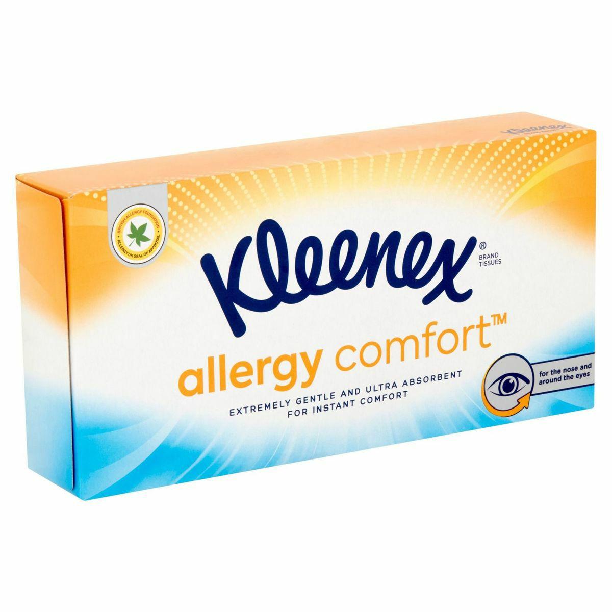 Gratis Kleenex (Grensdeal België)