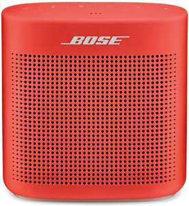 Bose SoundLink Color Bluetooth speaker rood