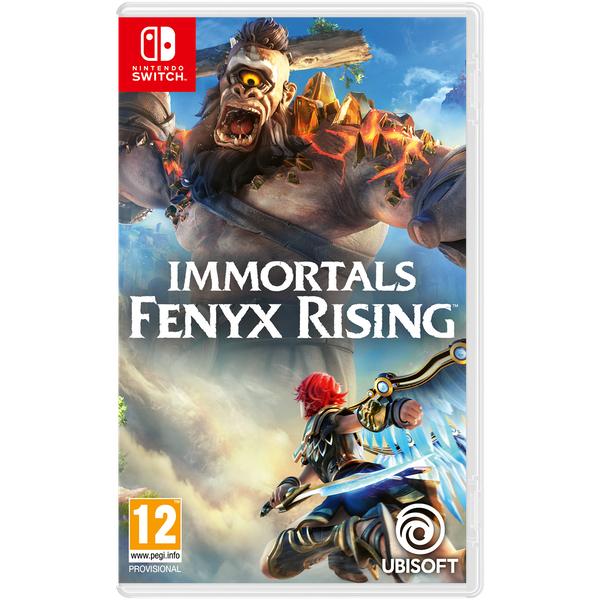 Immortals Fenyx Rising (Nintendo Switch) met iDeal en gratis verzending