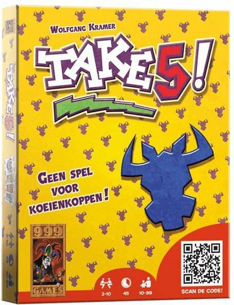Take 5 kaartspel