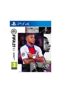 FIFA 21 Champions Edition (incl. PS5/Series X upgrade) @wehkamp.nl