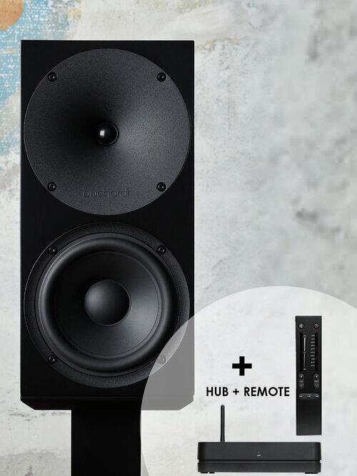 Buchardt Active speakers bundle (A500 en A700)