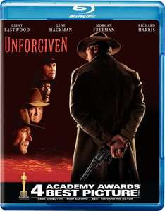 Unforgiven (Blu-ray + UV Copy) voor €5,05 @ WOW HD