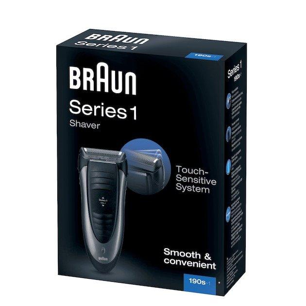 Braun Series 1 - 190-1 scheerapparaat €39,96 @Expert
