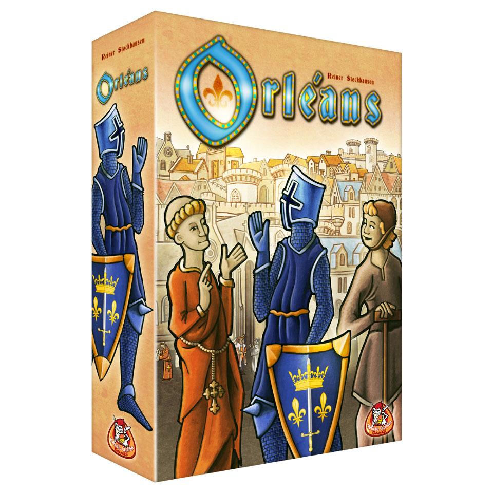 Orléans - bordspel @ Intertoys