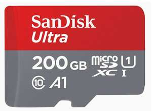 Sandisk Ultra 200 GB micro SD