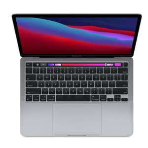 Apple MacBook Pro (2020) M1, 8GB ram, 8-core GPU, 256GB SSD, Spacegrijs