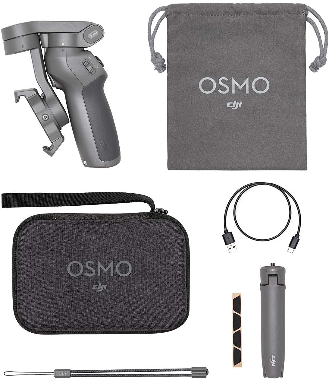 DJI Osmo Mobile 3 - Combo gimbalstabilisatie [Amazon.nl]