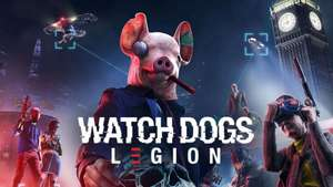 BCC + Wehkamp + Intertoys: Watch Dogs Legion Deals PS5/PS4/XBOX ONE