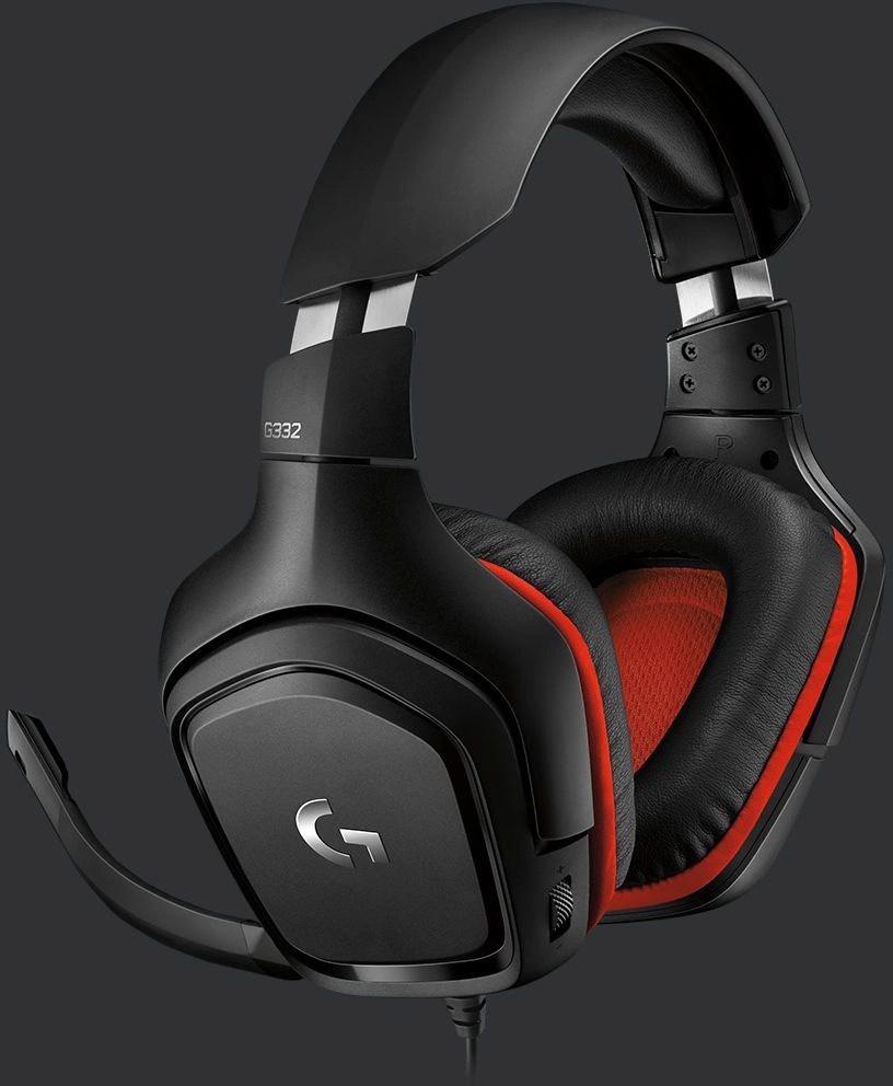 Logitech G332 headset