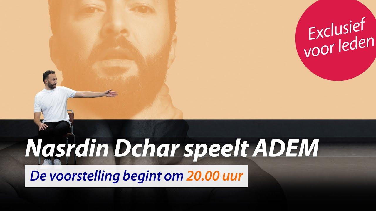 Nasrdin Dchar speelt ADEM - Eindejaarsvoorstelling 2020