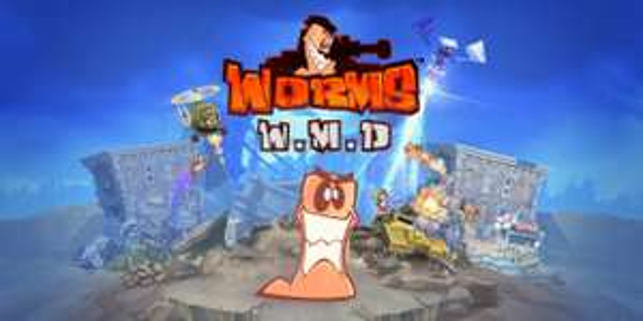 Worms W.M.D Nintendo Switch (E-shop)