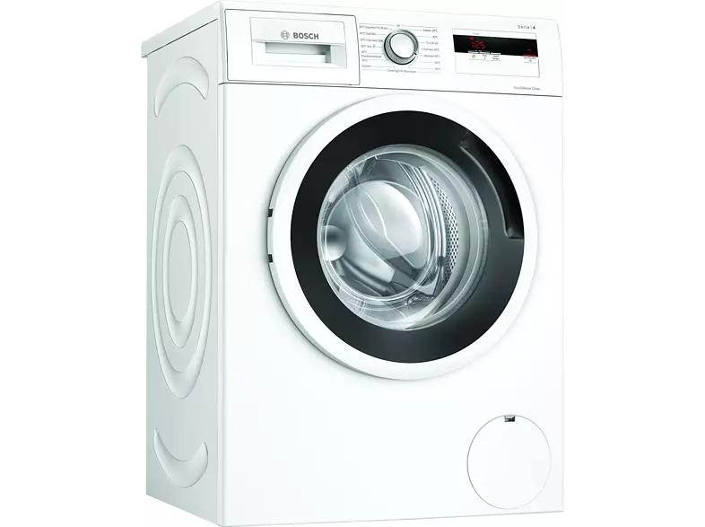 Bosch WAN28005NL Wasmachine + 50 euro Mediamarkt Voucher na review