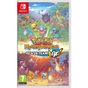 Pokémon Mystery Dungeon: Rescue Team DX (Switch)