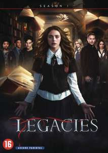 Legacies Seizoen 1 DVD (Vampire Diaries/Originals)