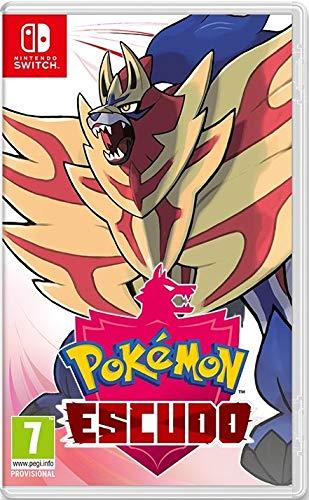 Pokémon Shield voor €33,76 inclusief verzending @ Amazon ES