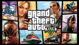 Grand theft auto V premium edition PC