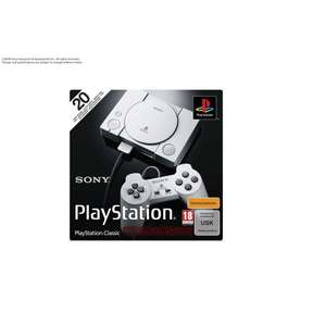 PlayStation Classic voor €49,98 bij Intertoys