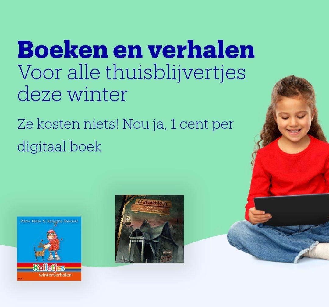 Digitale (Kinder)boeken voor 1ct bij Bol.com