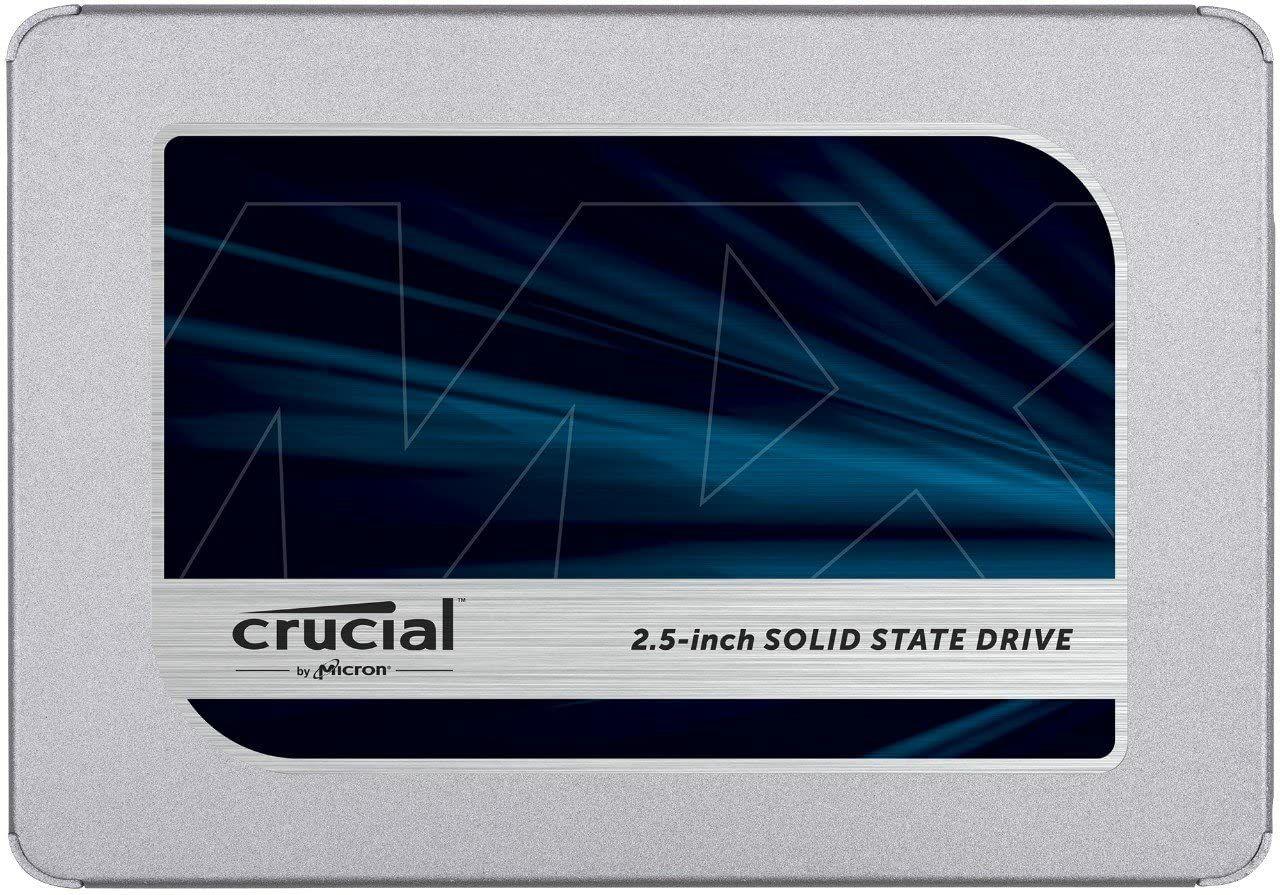 Nu nóg goedkoper: De Crucial MX500 500GB SSD voor maar €49,02 @ amazon.de