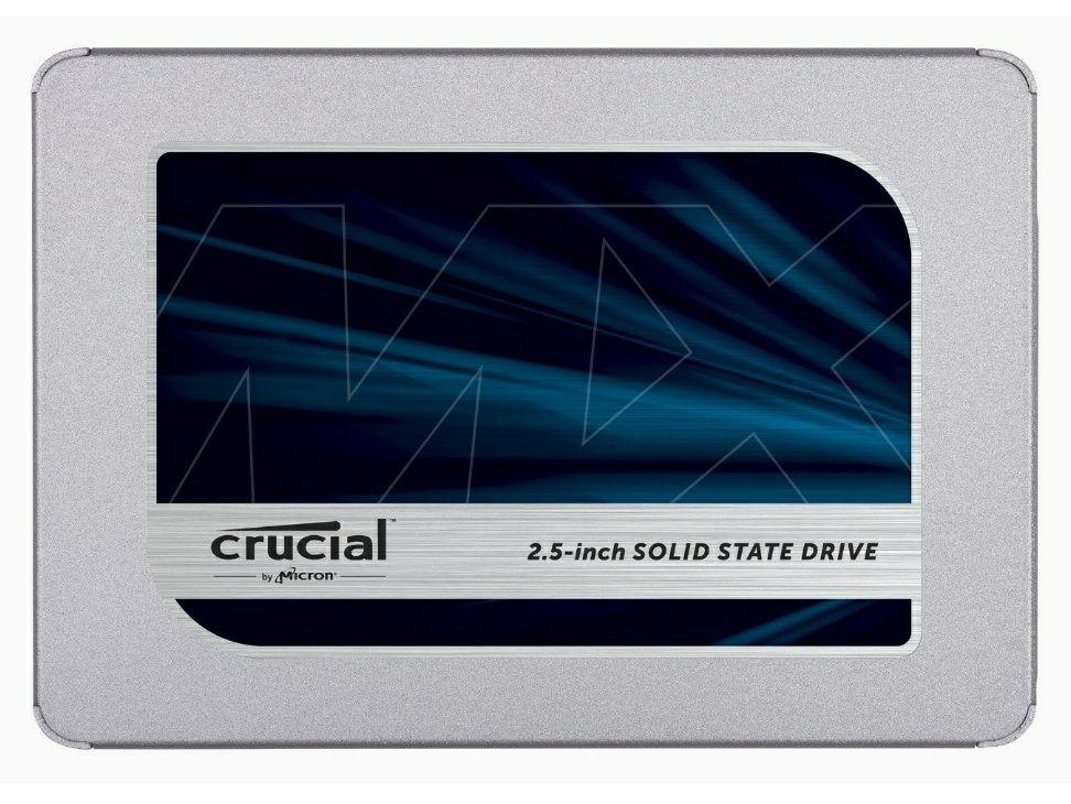 "Crucial MX500 2,5"" 1TB SSD"