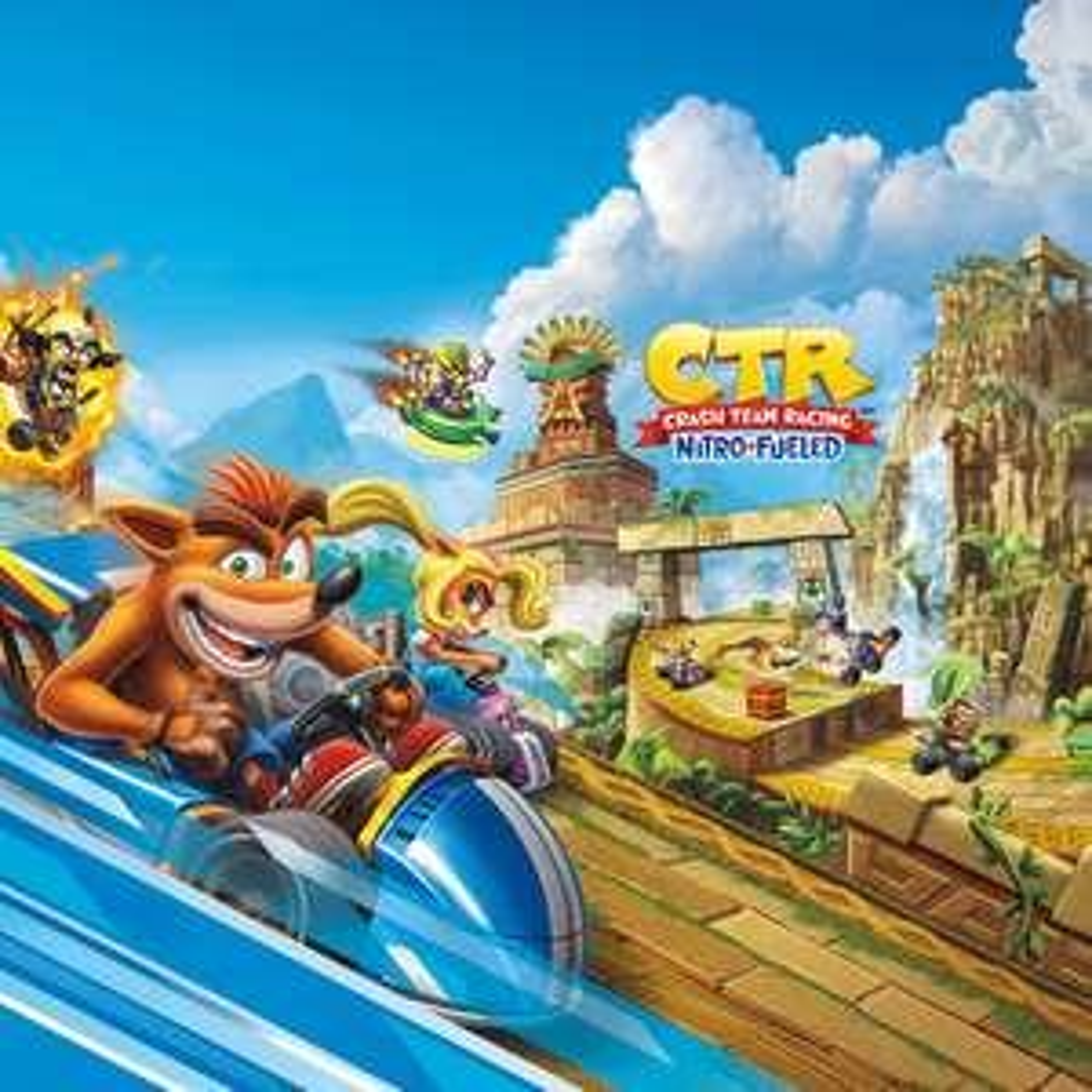 PS4 - Crash Team Racing Nitro-Fueled - Playstation Store