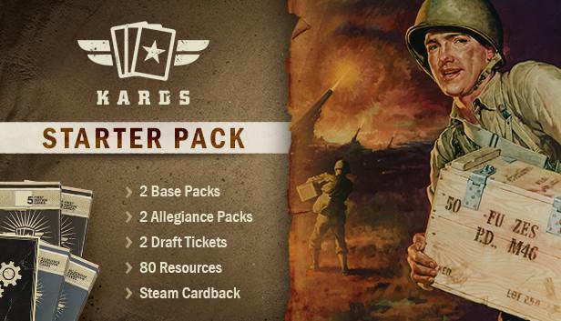 KARDS - Starter Pack Gratis @ Steam