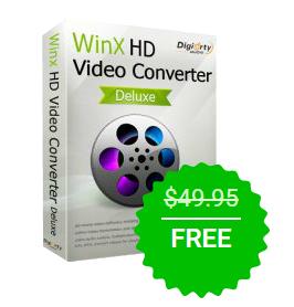 Gratis WinX HD Video Converter Deluxe 5.9.1