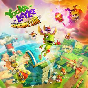 PS4 - Yooka-Laylee & The Impossible Lair - Playstation Store