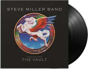 Steve Miller Band - Selections from the Vault LP Vinyl @amazon.nl