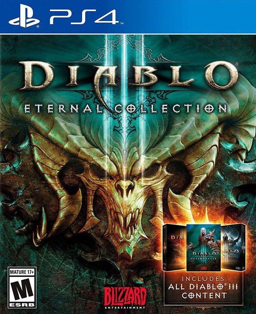 PS4 - Diablo III: Eternal Collection (PS Store)