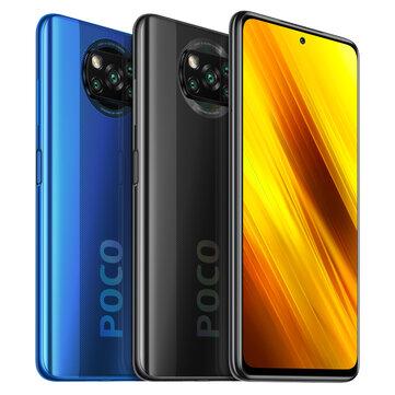 Poco X3 NFC 6GB/128GB voor €188,24 @ Banggood