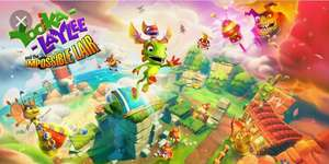 [Gratis] Yooka-Laylee and the Impossible Lair (PC) gratis met amazon prime