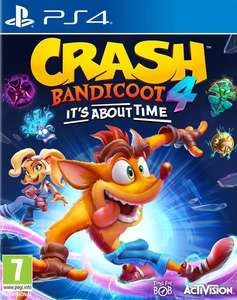 Crash Bandicoot™ 4: It's About Time (Playstation store)
