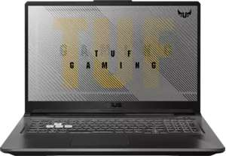 ASUS TUF Gaming (FX706II-AU031T) 17,3 inch Ryzen 4600H GTX 1650 Ti